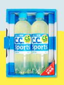 C.C.スポーツ(500ml) 2本セット