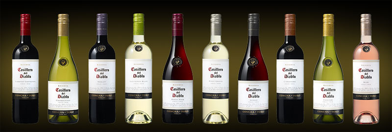 ディアブロ ワイン 2017年春の全プレキャンペーン 対象商品