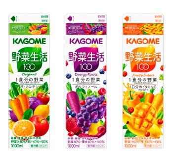 野菜生活100 しまじろう懸賞キャンペーン2017 対象商品