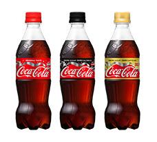 コカ・コーラ 2017リボンボトル懸賞キャンペーン対象商品