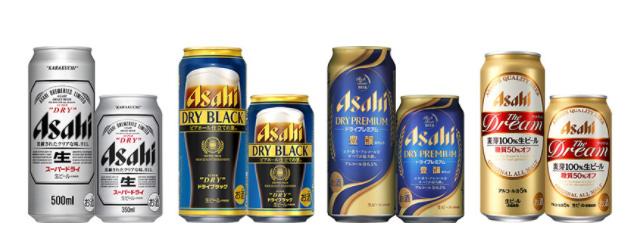 アサヒビール ジャンボ宝くじ懸賞キャンペーン2017 対象商品