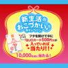 マルちゃん 麺づくり 懸賞キャンペーン2018春
