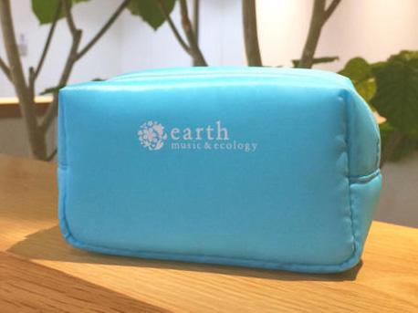 earth music&ecology オリジナルポーチ