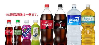 コカ・コーラ対象商品
