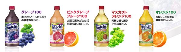 Welch ウェルチ イッタラキャンペーン対象商品