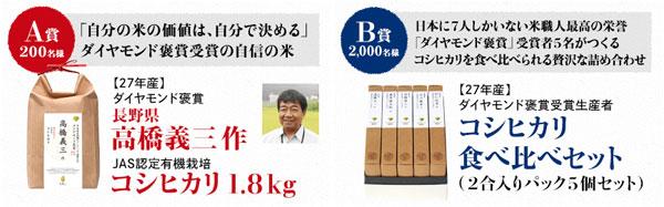 黒烏龍茶 胡麻麦茶 コシヒカリキャンペーン賞品