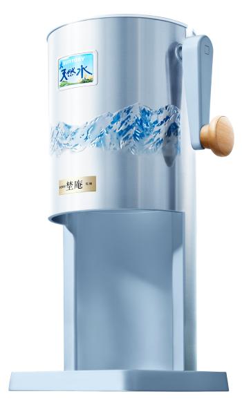 サントリー天然水 かき氷サーバー