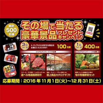 ご飯がススムキムチ 2016キャンペーン