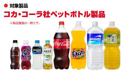 コカ・コーラ ワンピース 購入者全員キャンペーン2016~17 対象商品