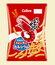 カルビーかっぱえびせん 2017夏秋 懸賞キャンペーン 対象商品