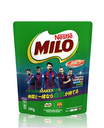 ミロ MILO 懸賞キャンペーン2017 対象商品