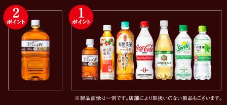 からだすこやか茶W トクホ 懸賞キャンペーン2017 対象商品