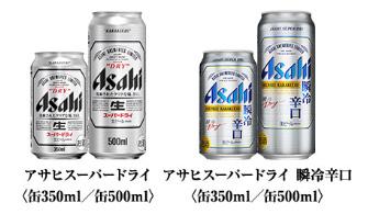 スーパードライ 懸賞キャンペーン2018春 対象商品