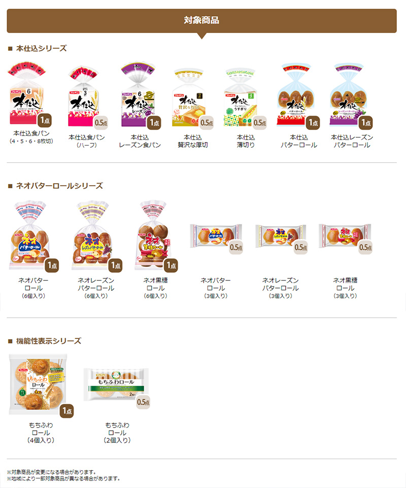 フジパン ミッフィートート キャンペーン2018秋 対象商品