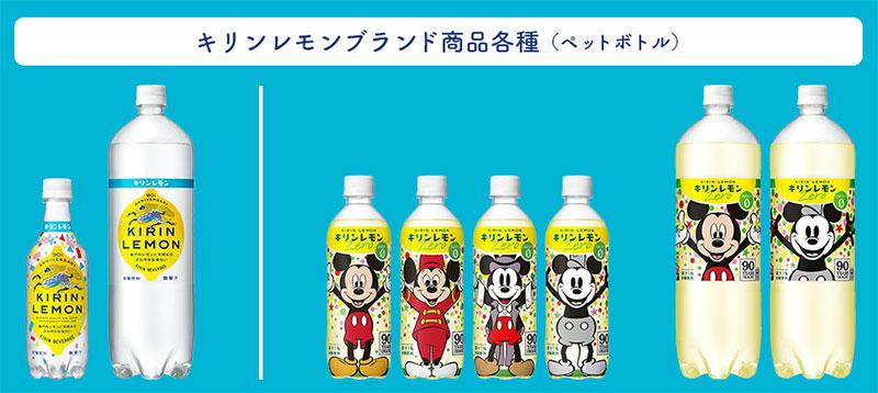 キリンレモン ミッキー懸賞キャンペーン2018 対象商品