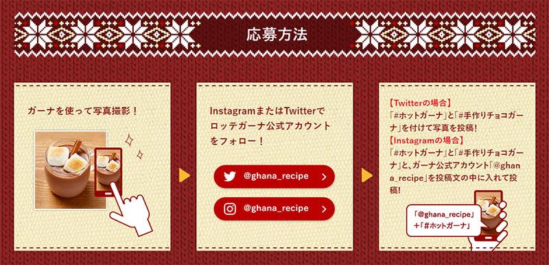 ガーナミルクチョコ 羽生結弦キャンペーン2018冬 応募方法