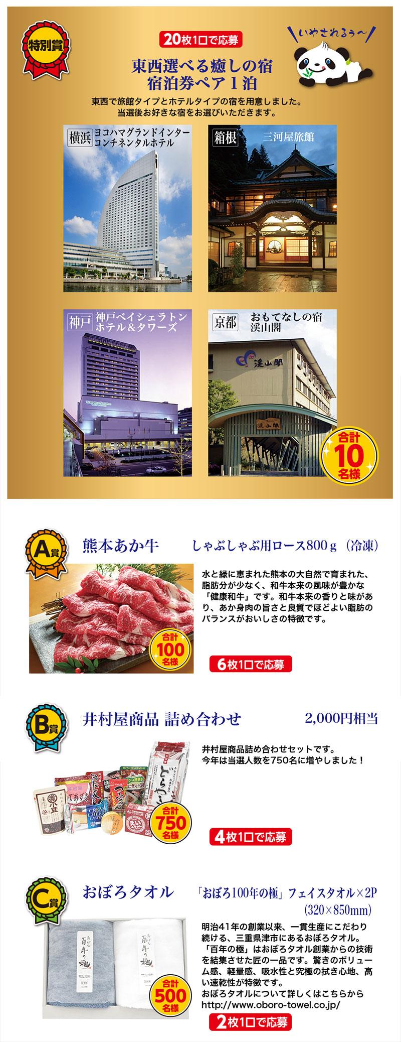 井村屋 肉まん あんまん 懸賞キャンペーン2019 プレゼント懸賞品