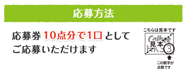 カルビー 春の感謝祭 懸賞キャンペーン2019 応募方法