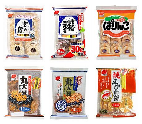 雪の宿 ぱりんこ懸賞キャンペーン2019春 対象商品