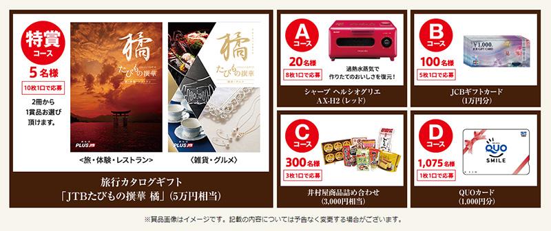 井村屋 水ようかん懸賞キャンペーン2019春 プレゼント懸賞品