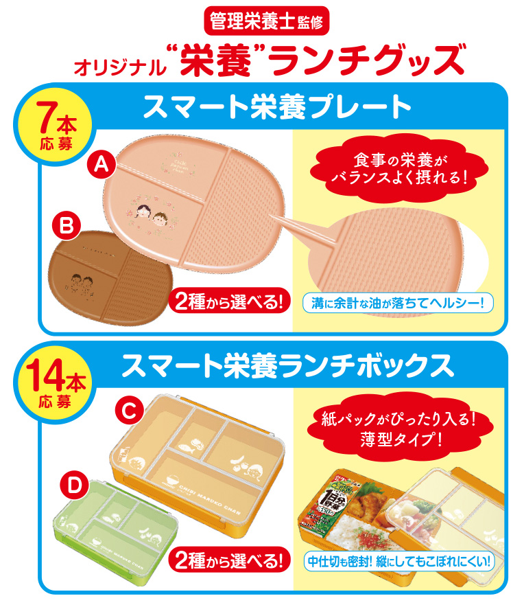 伊藤園 ちびまる子ちゃん絶対もらえるキャンペーン2019春 プレゼント懸賞品