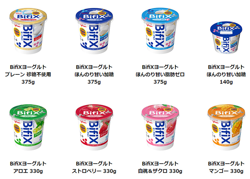 Bifix ビフィックス 懸賞キャンペーン2019 対象商品