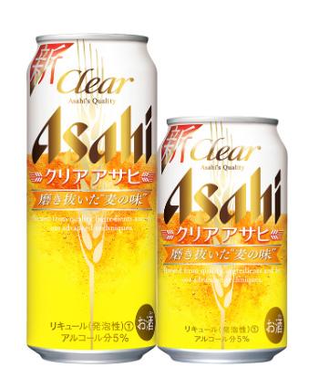 クリアアサヒ 東京2020オリンピック懸賞キャンペーン2019夏 対象商品