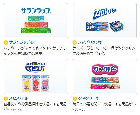 サランラップ 懸賞キャンペーン2019 対象商品