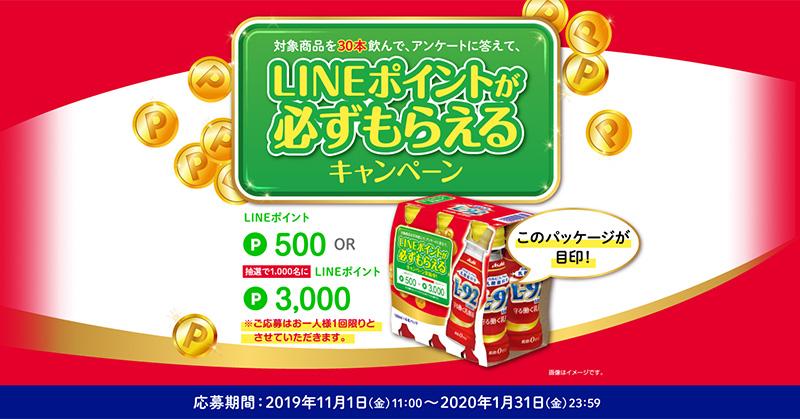 守る働く乳酸菌L-92 LINE懸賞キャンペーン