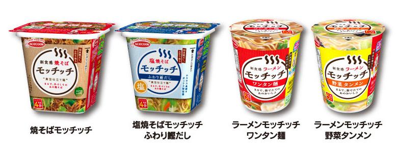 モッチッチ 菜々緒フィギュア 懸賞キャンペーン2020 対象商品