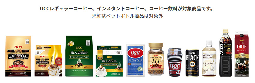 UCCコーヒー ディズニー懸賞キャンペーン2020春夏 対象商品