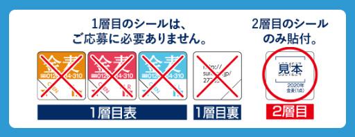 金麦 ハウス食品 絶対もらえるキャンペーン2020夏 応募シール詳細