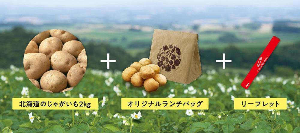 カルビー大収穫祭 懸賞キャンペーン2020 プレゼント懸賞品
