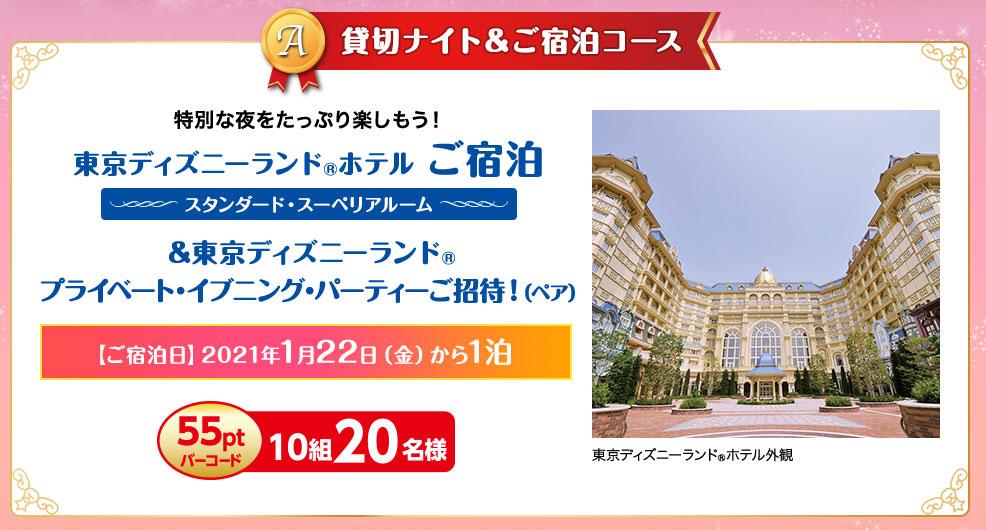 キリンビバレッジ ディズニー懸賞キャンペーン2020秋 プレゼント懸賞品 A賞