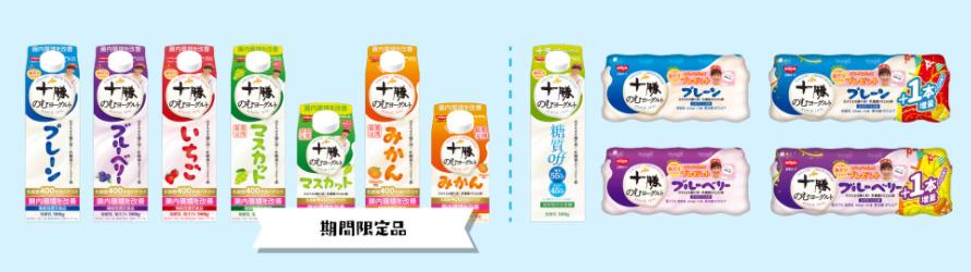 十勝のむヨーグルト 平野レミ 懸賞キャンペーン2020 対象商品