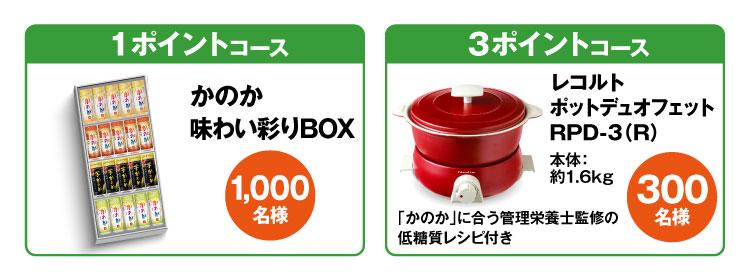 かのか焼酎 懸賞キャンペーン2021春 プレゼント懸賞品