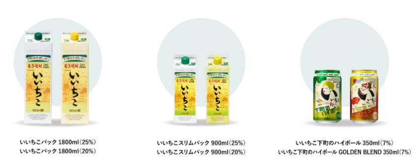 いいちこ ハイボール 懸賞キャンペーン2021夏 対象商品