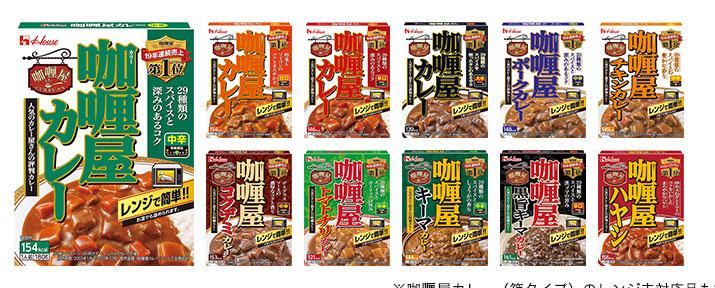 ハウス 咖喱屋カレー 絶対もらえる懸賞キャンペーン2021秋 対象商品